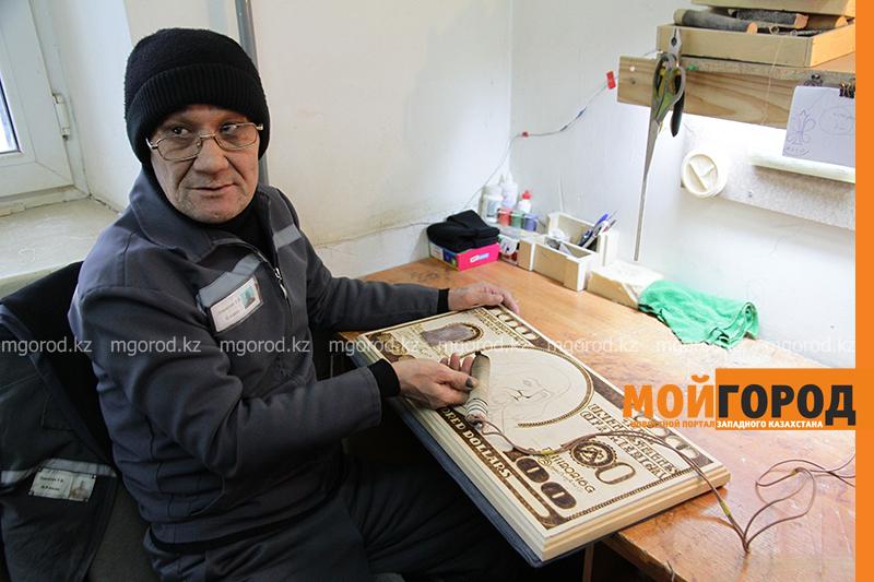 Домбру и мангалы изготавливают в колонии строгого режима в Уральске (фото)