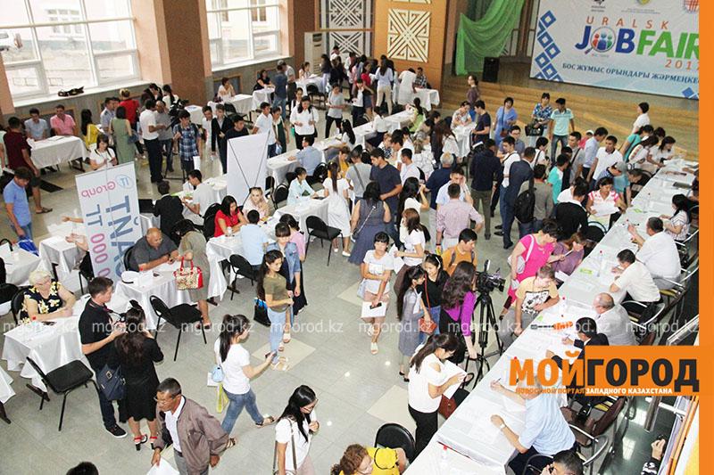 Более шести тысяч молодых людей трудоустроены в Атырауской области