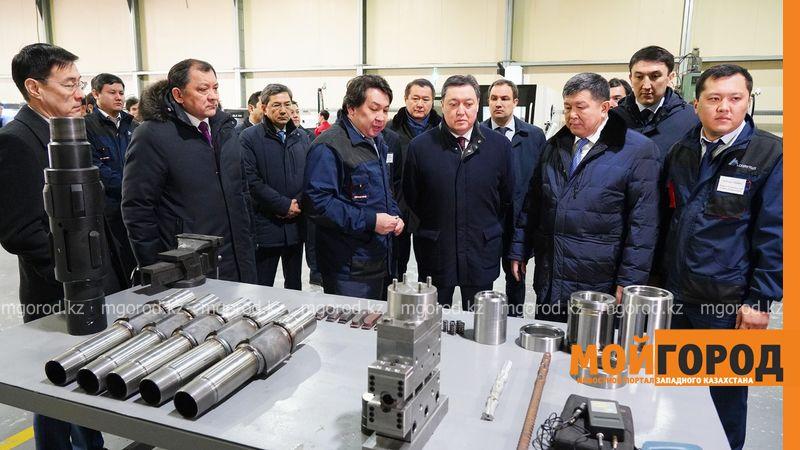 В Атырауской области построят завод по переработке попутного газа на Кашагане