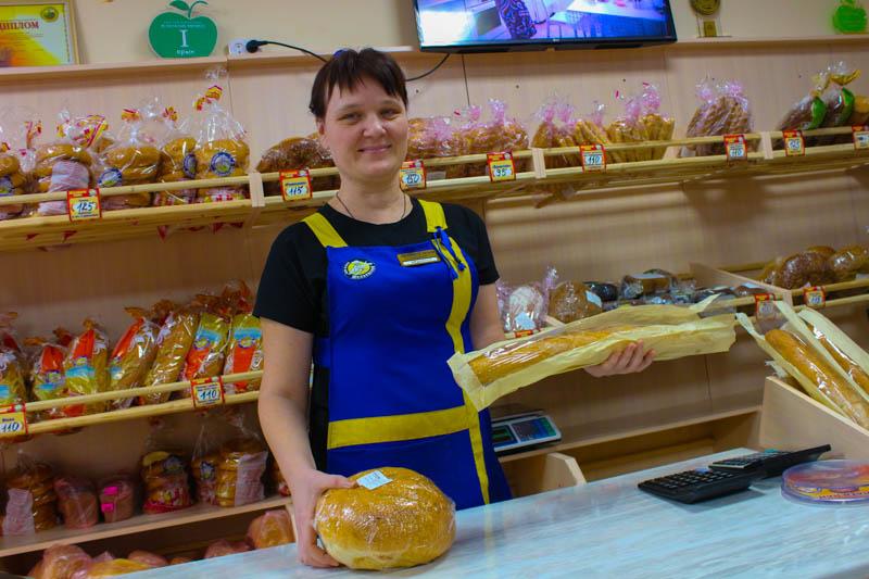 Жители и гости Уральска с удовольствием покупают продукцию торговой сети «Jelaev Nan»