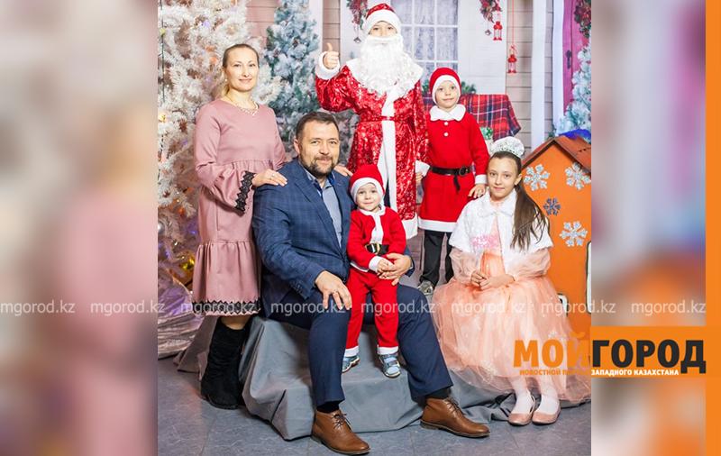 Россиянин ищет родственников в Уральске