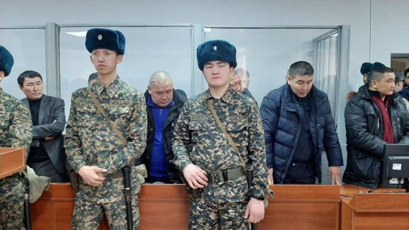 Троих обвиняемых в убийстве егеря приговорили к пожизненному сроку