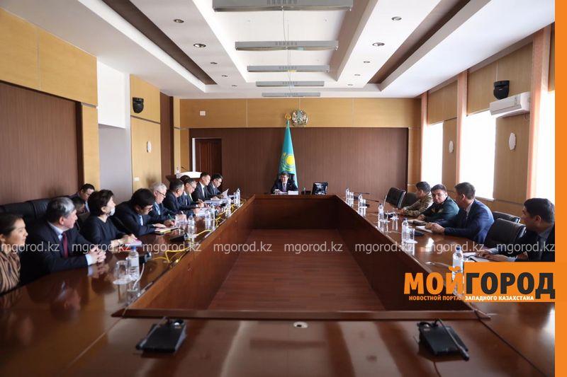 Проведение праздников запретил аким Атырауской области Проведение праздников запретил аким Атырауской области