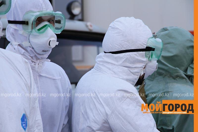 Более 1 млрд тенге затрачено на борьбу с коронавирусной инфекцией в Атырауской области В столице и Алматы с 19 марта вводят карантин