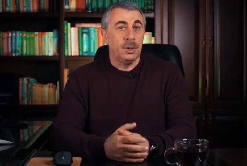 Комаровский записал новое видео с ответами про коронавирус Комаровский записал новое видео с ответами про коронавирус