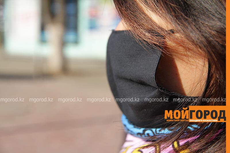 Будут ли штрафовать уральцев за нахождение на улице без масок Три случая заражения коронавирусом зарегистрировано в Атырауской области