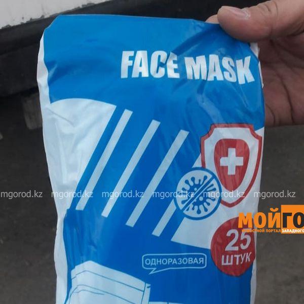 22 тысячи медицинских масок пытались вывезти из Уральска в Самару (фото) 22 тысячи медицинских масок пытались вывезти из Уральска в Самару (фото)