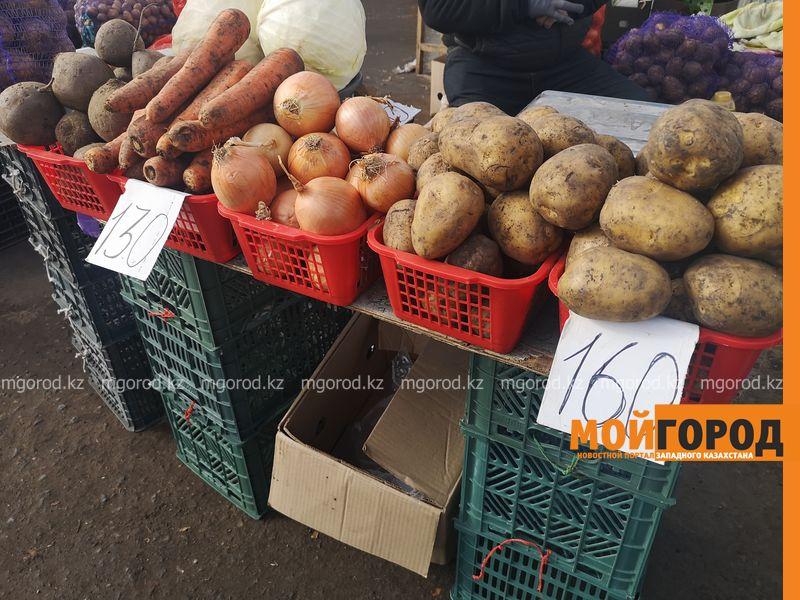 Вдвое повысились цены на некоторые продукты в Уральске Вдвое повысились цены на некоторые продукты в Уральске