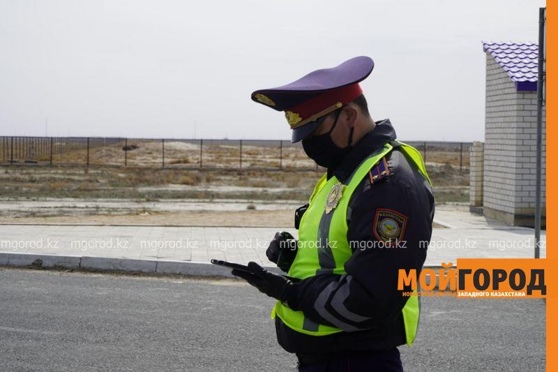 267 нарушений режима ЧП выявлено в Актюбинской области Въезд и выезд из Атырау полностью ограничили