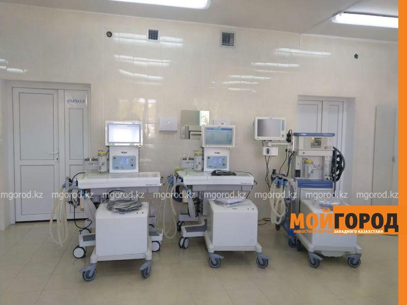 Анестезиологические рабочие станции подарила районной больнице компания КПО б.в. Анестезиологические рабочие станции подарила районной больнице компания КПО б.в.