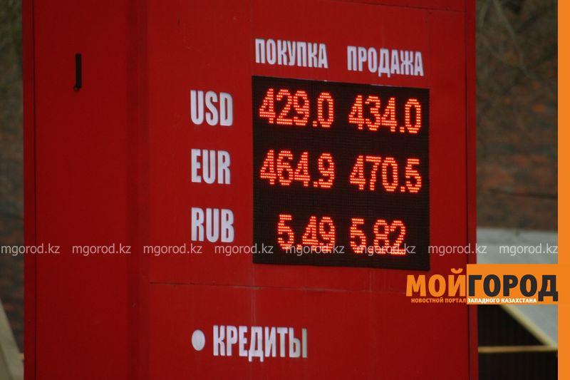 Доллар вновь подорожал в Казахстане Доллар вновь подорожал в Казахстане