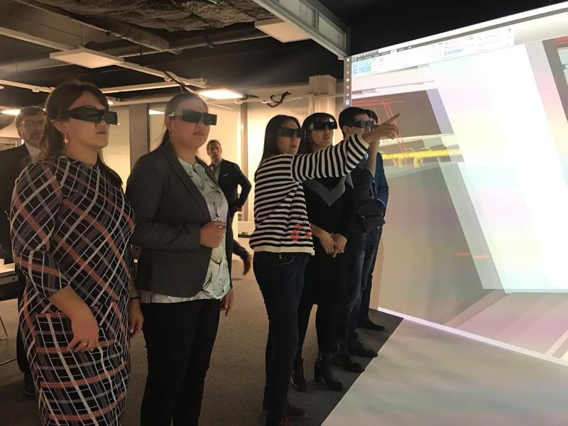 Строителей и нефтяников со знанием 3D-технологий готовят в Уральске Строителей и нефтяников со знанием 3D-технологий готовят в Уральске