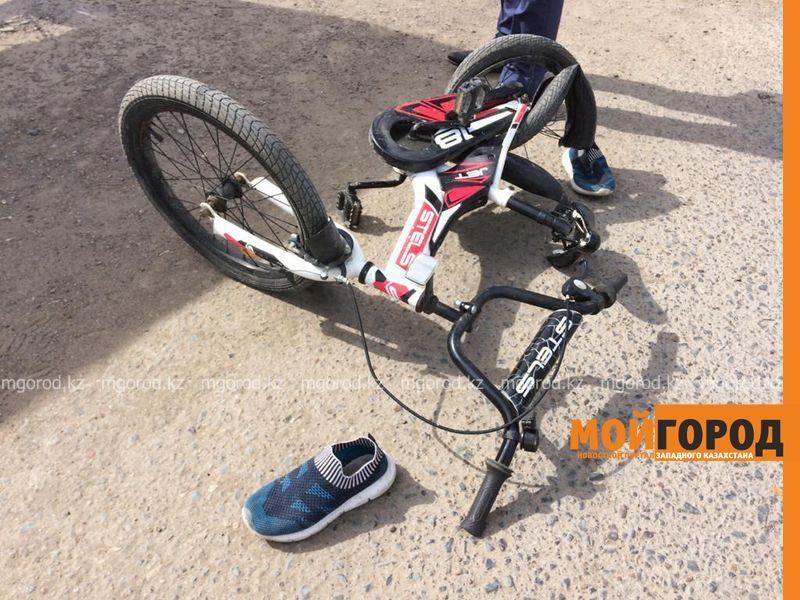 Шестилетний ребенок попал под колеса большегруза в Уральске Шестилетний ребенок попал под колеса большегруза в Уральске