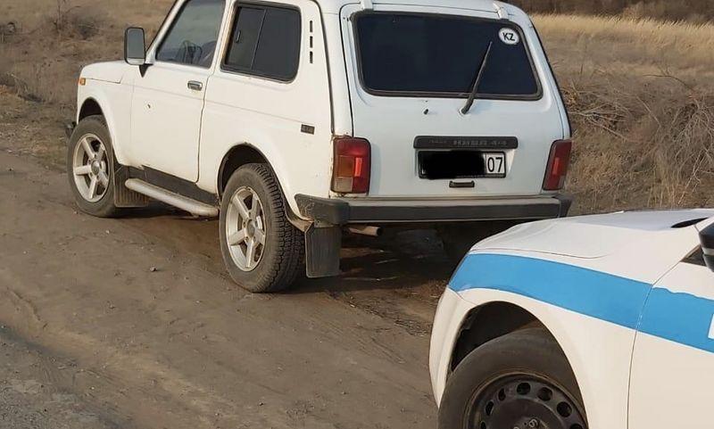 Водитель в наркотическом опьянении задержан на блокпосту в ЗКО Водитель в наркотическом опьянении задержан на блокпосту в ЗКО