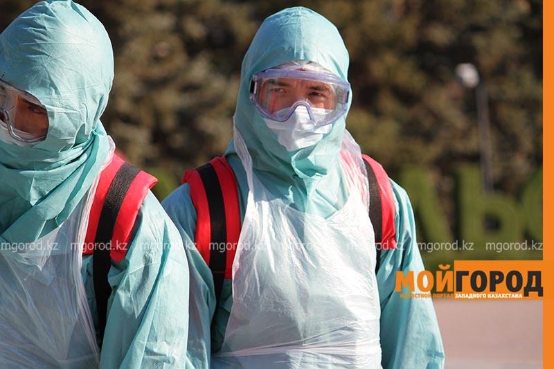 Что стало причиной распространения COVID-19 в районах Атырауской области Количество заболевших COVID-19 достигло 266 человек в ЗКО