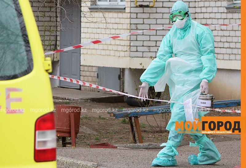 Как похоронили умершего от COVID-19, рассказал руководитель облздрава ЗКО В ЗКО коронавирус выявили у иностранцев, занимающихся грузоперевозками