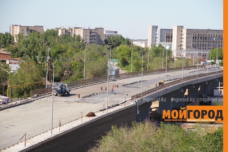 Стало известно, когда откроют путепровод в районе Нефтебазы в Уральске Стало известно, когда откроют путепровод в районе Нефтебазы в Уральске