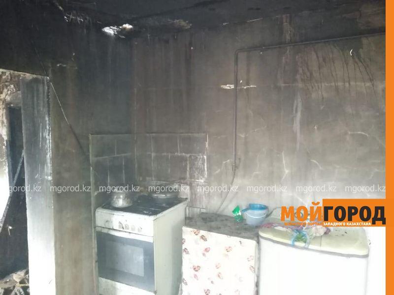 90% ожогов тела получил при пожаре житель Атырауской области Черновик