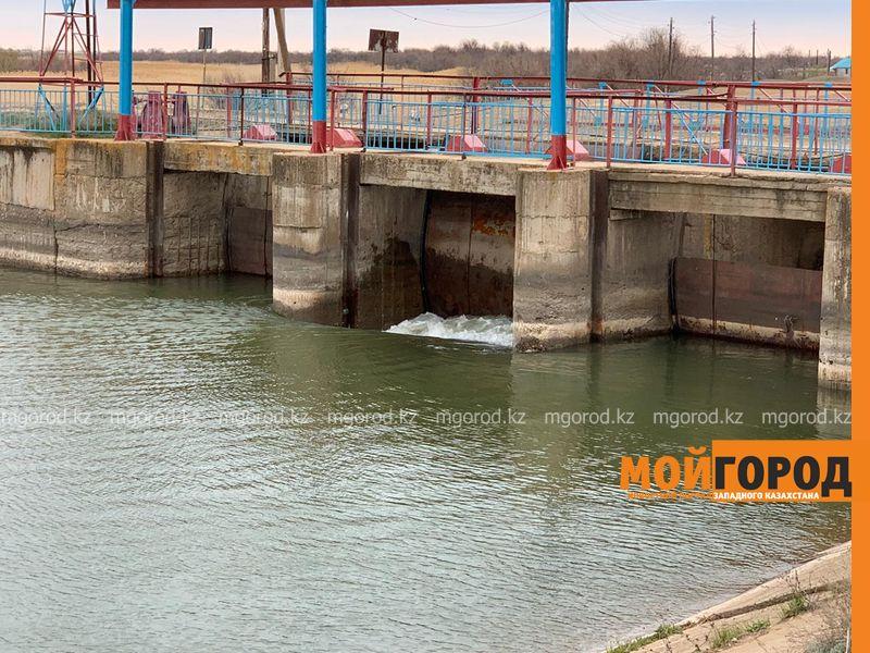 Уровень воды в Урале повысится на 1 метр Вода в Урале будет на 100 см выше, чем в прошлом году