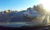 Сотрудника антикоррупционной службы, гнавшегося за полицейским авто, привлекут к адмответственности в Уральске