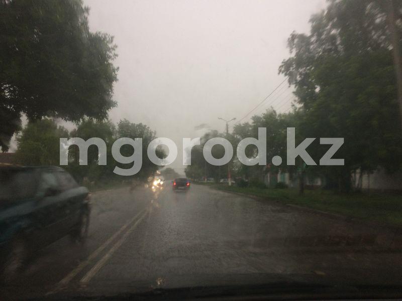Погода на 2 августа Усиление ветра и гроза ожидаются в ЗКО