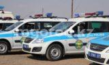 """В ЗКО аннулировали зафиксированные системой """"Аркан"""" нарушения полицейских на служебных авто"""