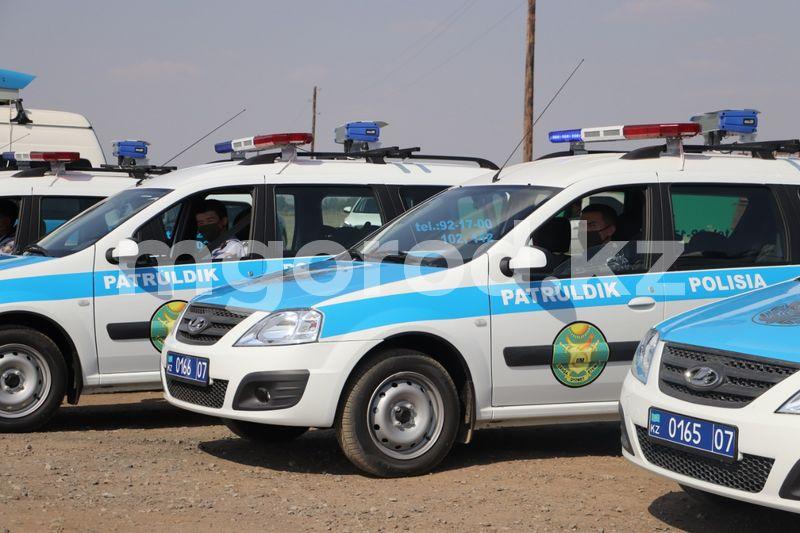 """Превышение скорости уральских машин будет фиксировать новая система """"Аркан"""" В ЗКО закупили полицейские авто с системой контроля скорости"""
