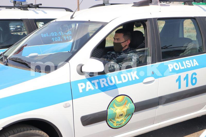 В ЗКО закупили полицейские авто с системой контроля скорости В ЗКО закупили полицейские авто с системой контроля скорости