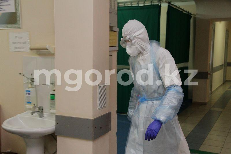 95 человек заболели за сутки коронавирусом в ЗКО В ЗКО число заболевших коронавирусом достигло 3250