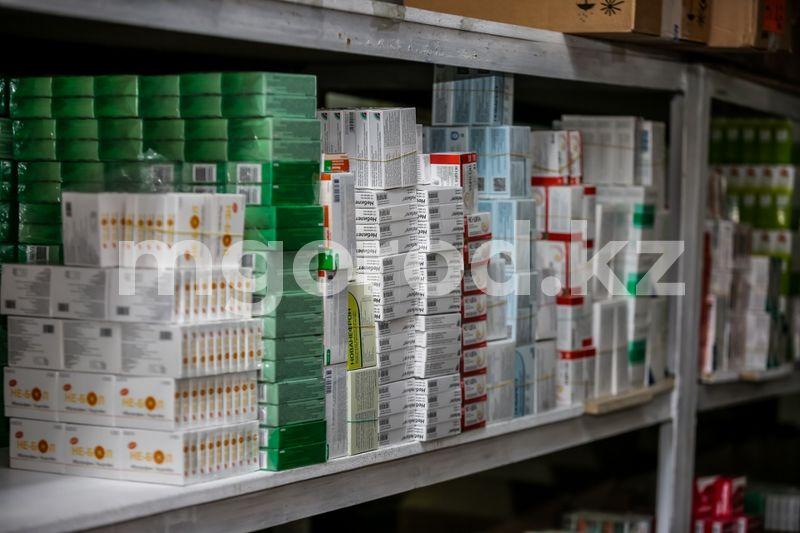 430 видов лекарств завезли в Атыраускую область 430 видов лекарственных препаратов завезли в Атыраускую область