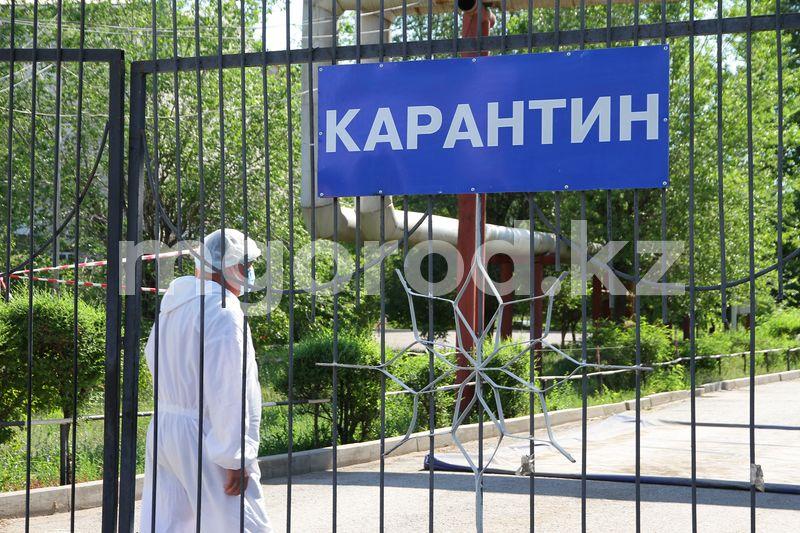 Режим карантина в Казахстане продлевается до конца июля В ЗКО число заболевших COVID-19 достигло 3891