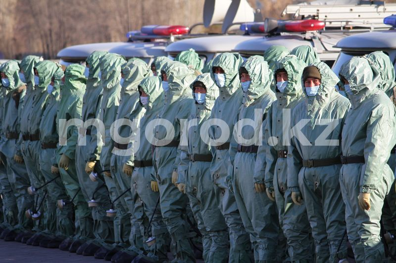 Ограничительные меры усилят в Атырауской области Ограничительные меры усилят в Атырауской области