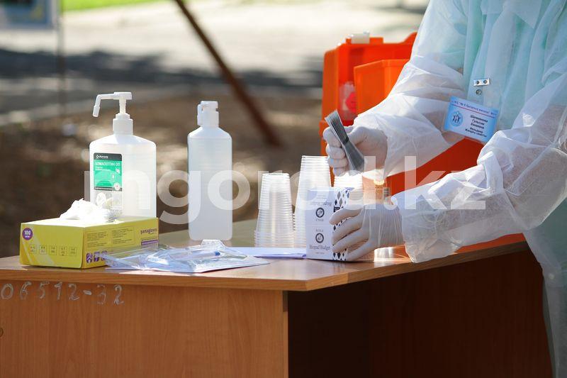 Сотня врачей прибудет для борьбы с коронавирусом в Атырау Сотня врачей прибудет для борьбы с коронавирусом в Атырау