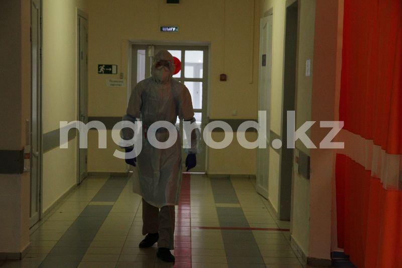44 заболевших COVID-19 выявлено в ЗКО Корпус областной больницы в Уральске станет провизорным стационаром