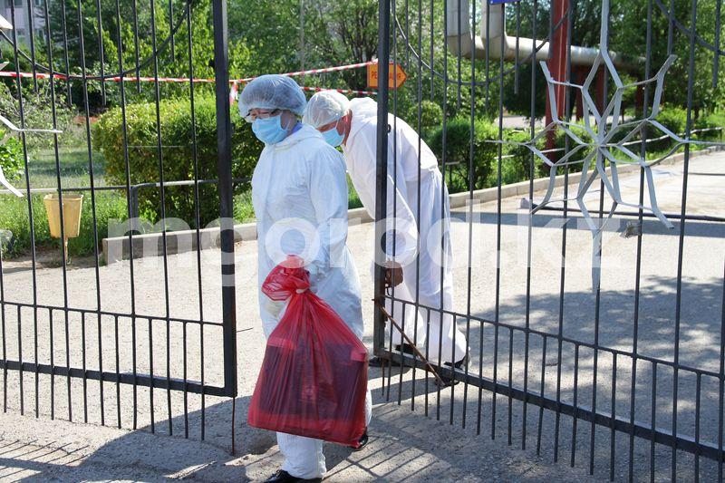 Более пяти тысяч жителей ЗКО заболели COVID-19 Более 5 тысяч жителей ЗКО заболели коронавирусом
