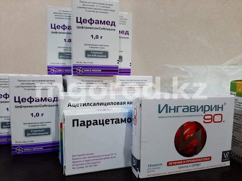 Какие лекарства могут получить бесплатно больные COVID-19 в ЗКО Более 400 тонн лекарств для лечения COVID-19 ввезут в Казахстан