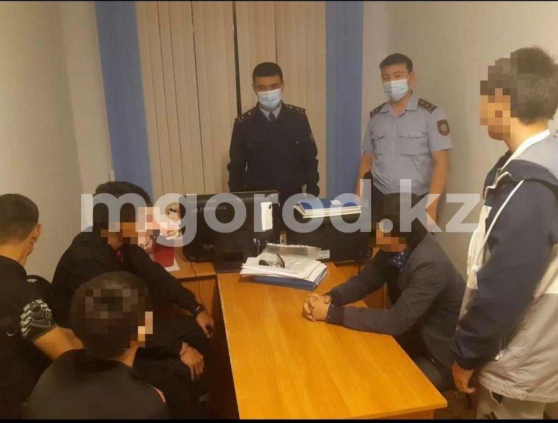 602 подростка доставили в полицию в Актюбинской области 602 подростка доставили в полицию в Актюбинской области