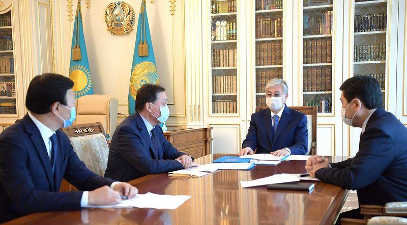 В Казахстане карантин продлят еще на две недели Касым-Жомарт Токаев поручил продлить карантин в Казахстане