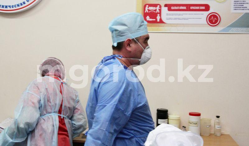 Девять врачей частных клиник откликнулись на призыв о помощи в борьбе с COVID-19 в ЗКО Девять врачей частных клиник откликнулись на призыв о помощи в борьбе с COVID-19 в ЗКО