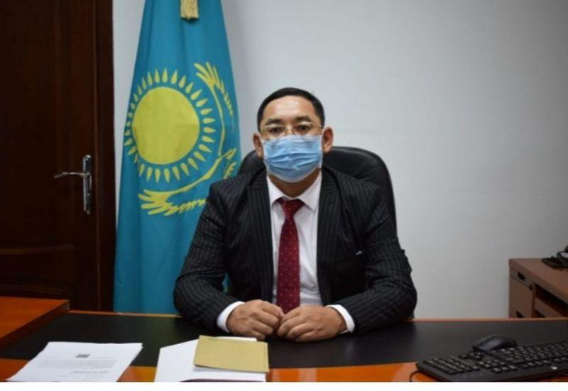 В шестой раз назначают главного санитарного врача в Атырау В шестой раз назначают главного санитарного врача в Атырау