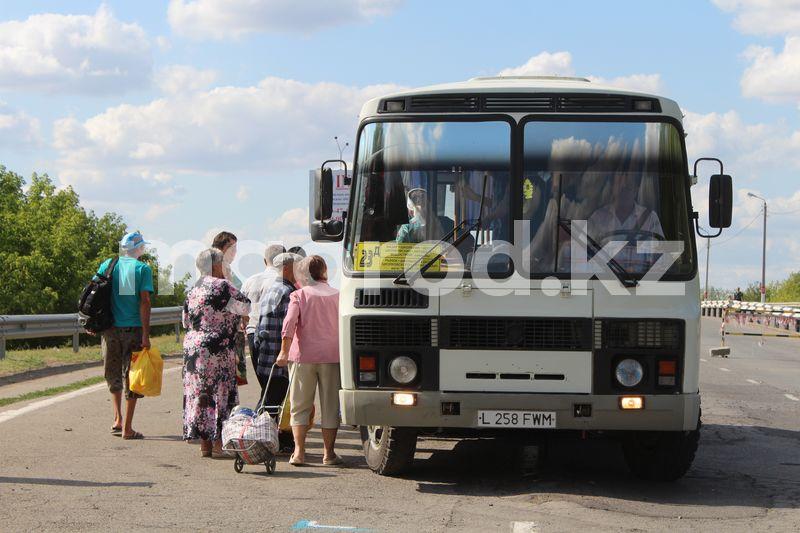 Дачным автобусам разрешили работать в выходные в Уральске Дачным автобусам разрешили работать в выходные в Уральске
