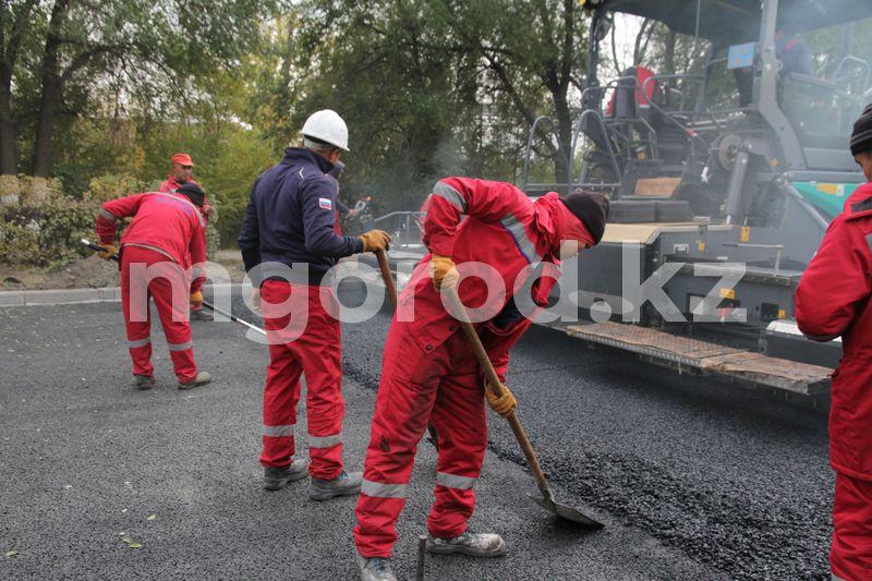600 специалистов задействованы на строительстве дороги Атырау-Астрахань 600 специалистов задействованы на строительстве дороги Атырау-Астрахань