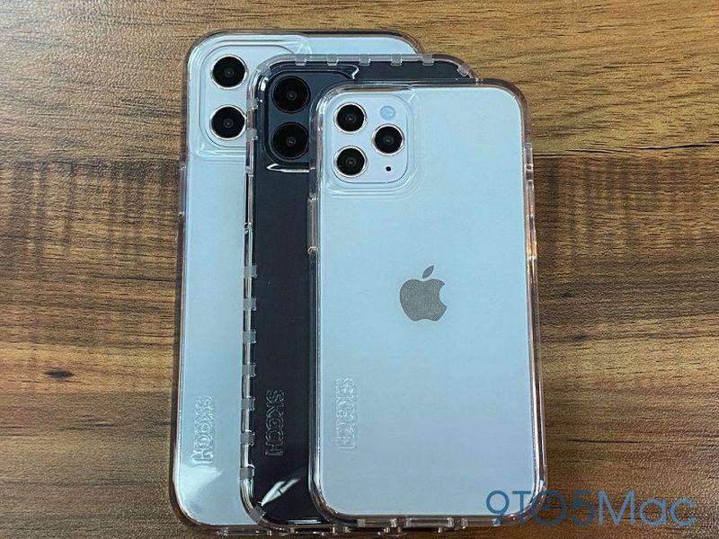 Каким будет новый iPhone 12? В Сети появились первые фото Каким будет новый iPhone 12? В Сети появились первые фото
