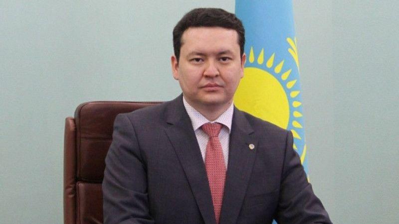 Задержан вице-министр здравоохранения Олжас Абишев Задержан вице-министр здравоохранения Олжас Абишев