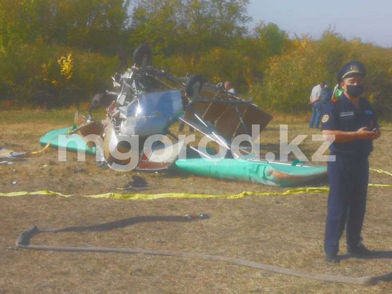 Он собирал летательный аппарат 10 лет - жена погибшего пилота в Уральске Он собирал летальный аппарат 10 лет - жена погибшего пилота в Уральске