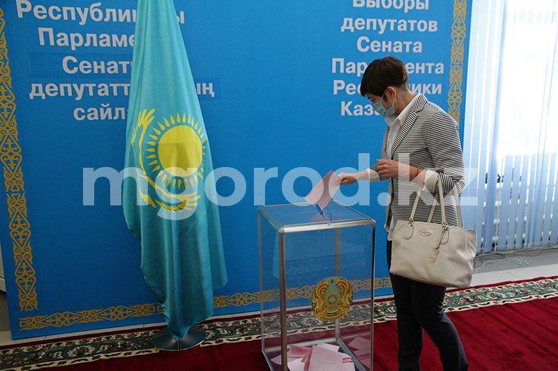 В ЦИК огласили окончательные результаты выборов в Сенат 183 депутата приняли участие в выборах в Сенат Парламента РК от ЗКО