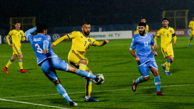 Букмекеры не верят в успех сборной Казахстана в Лиге Наций Букмекеры не верят в успех сборной Казахстана в Лиге Наций