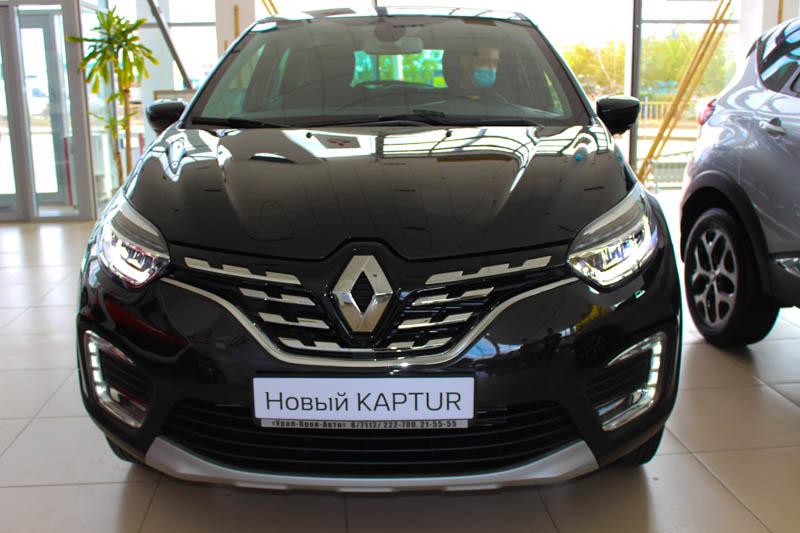 Обновленный и элегантный Renault Kaptur вы можете приобрести в любом регионе на Западе Казахстана Обновленный и элегантный Renault Kaptur уже в Уральске