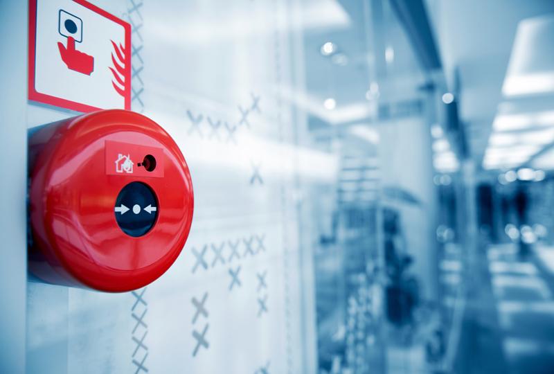 Пожарная сигнализация - почувствуй себя в безопасности! Пожарная сигнализация - почувствуй себя в безопасности!