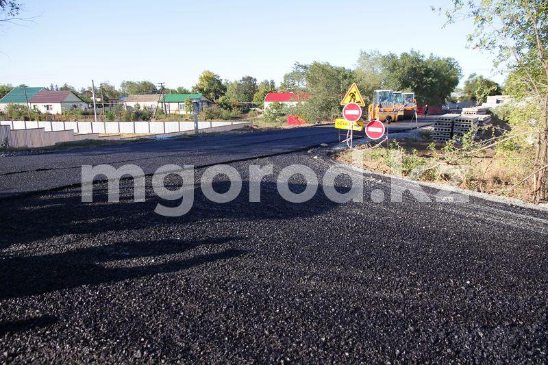 Качество строящихся дорог проверили в Уральске Качество строящихся дорог проверили в ЗКО